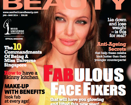 Aesthetics & Beauty January 2014