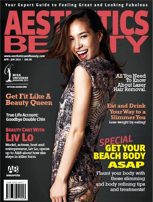 Aesthetics & Beauty April 2014