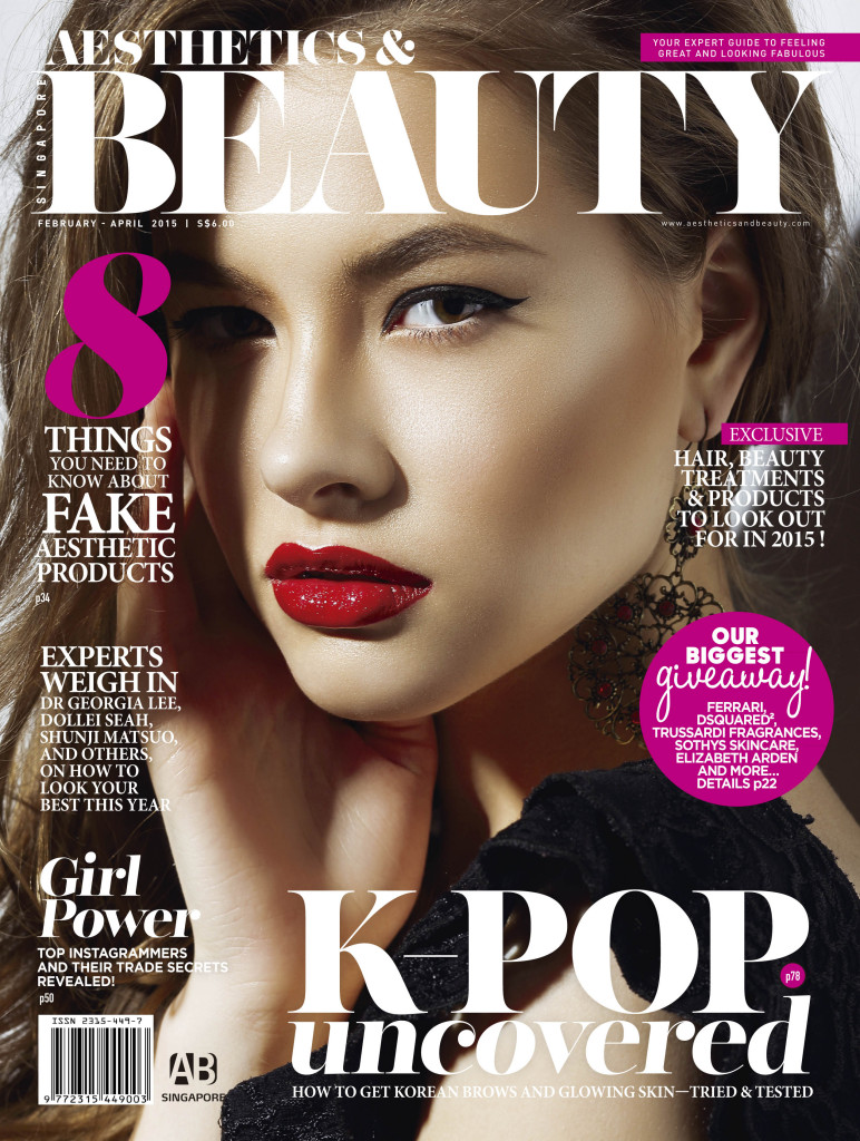 Aesthetics & Beauty Feb - April 2015