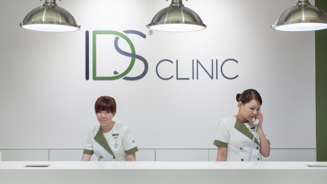 IDS Clinic - Intra-oral Laser Treatment.