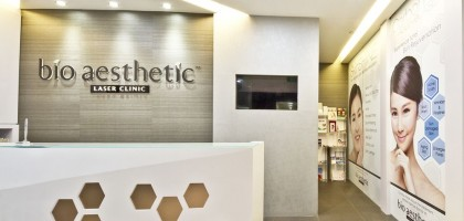 Get your skin lifted and toned at Bio Aesthetic Laser Clinic with their HIFU AgeTite treatment.