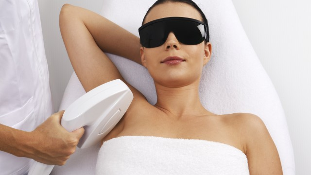 Dare to bare with Silky Smooth IPL hair removal at EstheClinic.