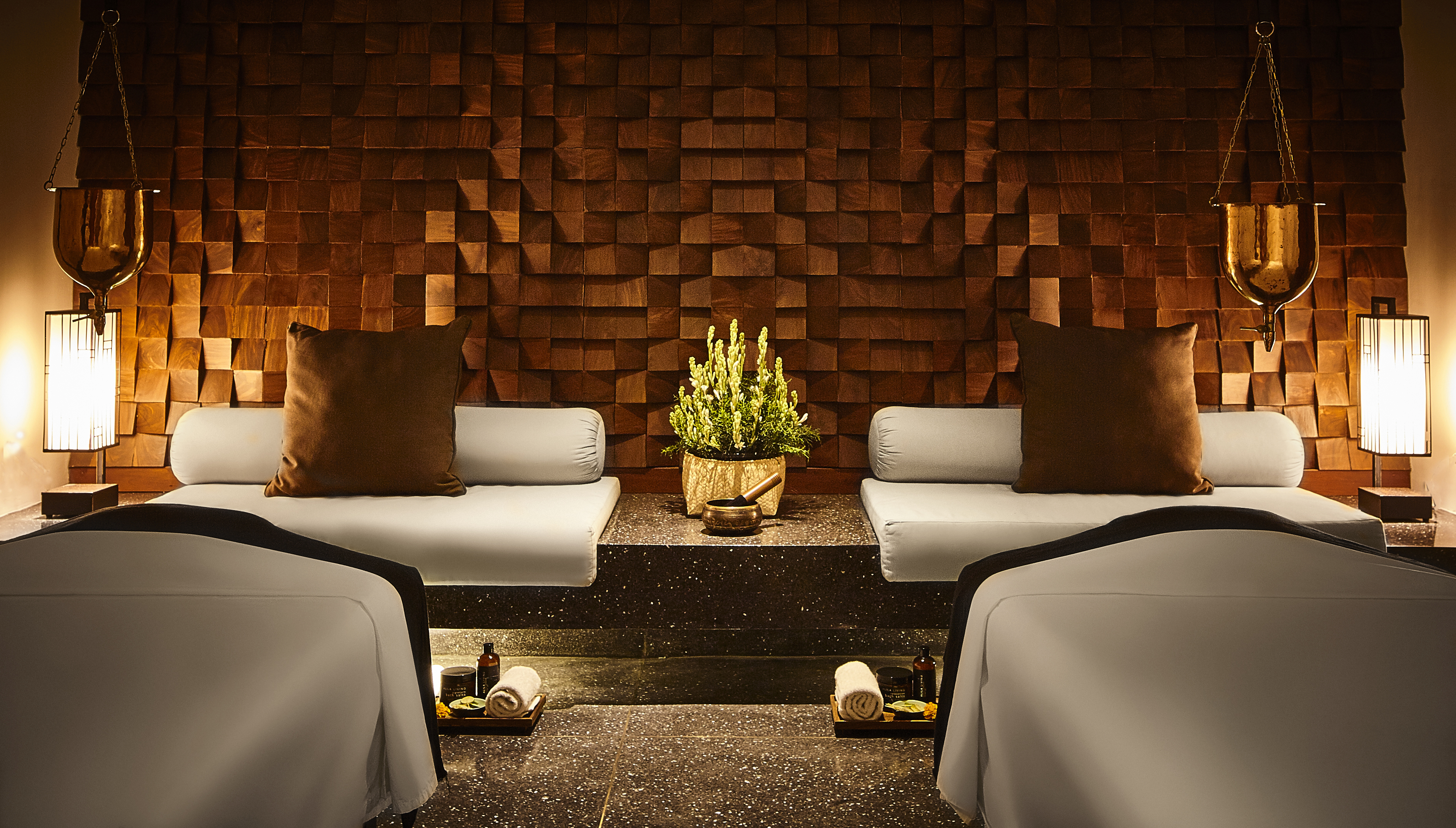 Get an amazing massage at Alila Seminyak's award-winning Spa.