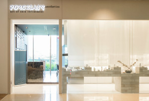 Porcelain Aesthetics @ Orchard Gateway.
