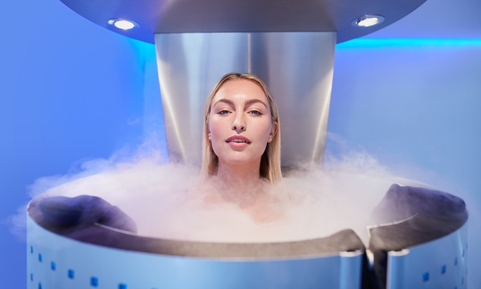 Cryotherapy for faster muscle recovery and increased performance.