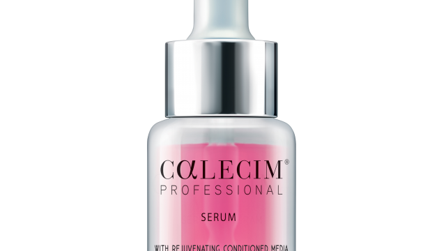 CALECIM serum is used by doctors post-treatments.