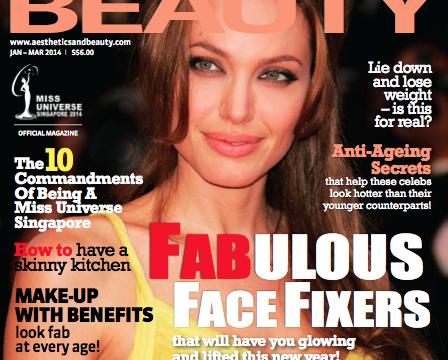Aesthetics & Beauty January 2014